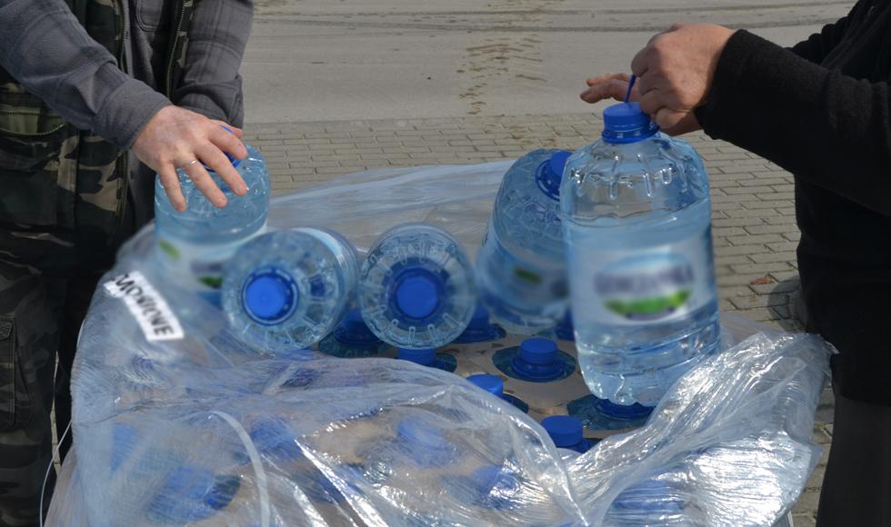 Gmina Kolbuszowa. W sołectwach będzie rozdawana mieszkańcom woda butelkowana - Zdjęcie główne