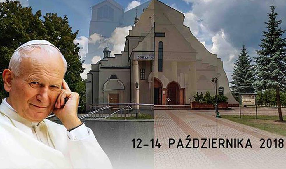 Wieczór uwielbienia, dyskoteka i kremówki, czyli Dzień Papieski w Kolbuszowej - Zdjęcie główne