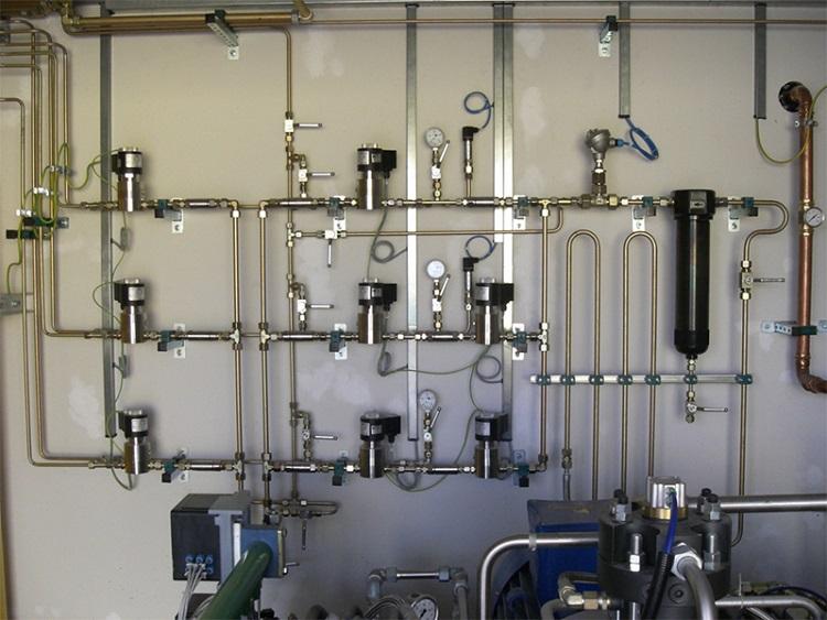 Pneumatyka w przemyśle - Zdjęcie główne