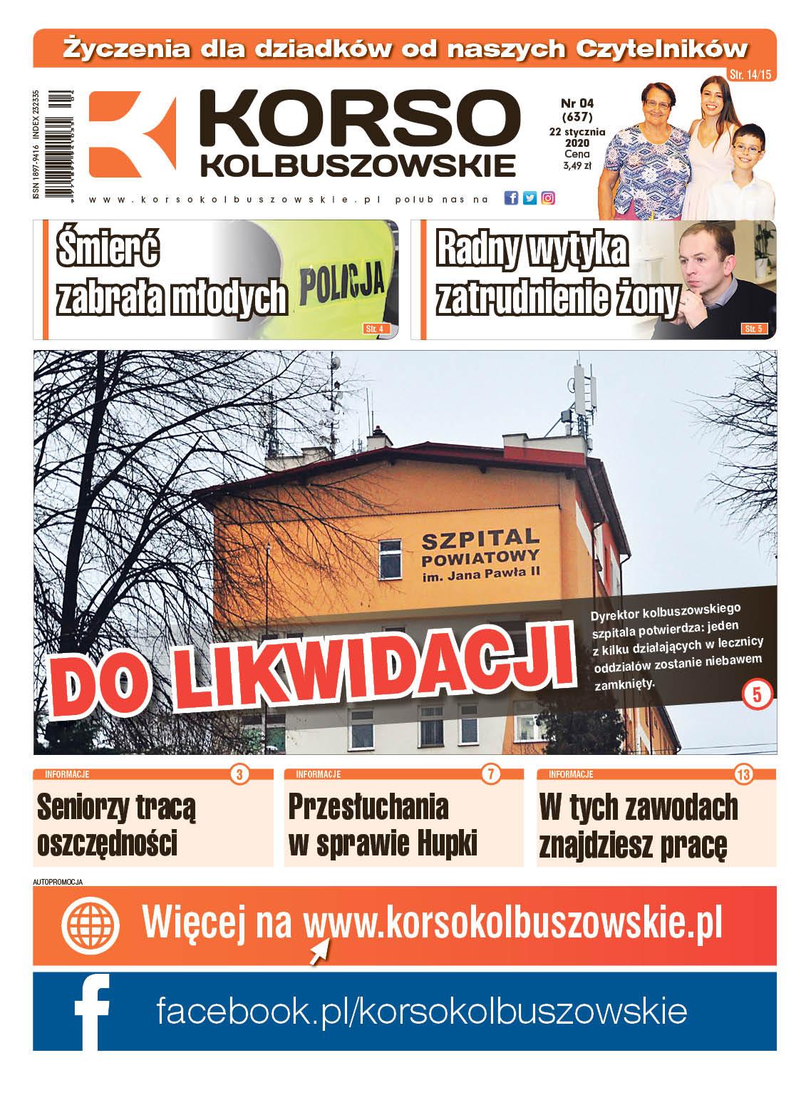 Korso Kolbuszowskie - nr 4/2020 - Zdjęcie główne