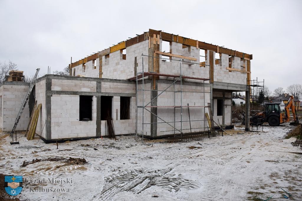 Powstaje dom dla seniorów w Kolbuszowej. Zobacz zdjęcia  - Zdjęcie główne