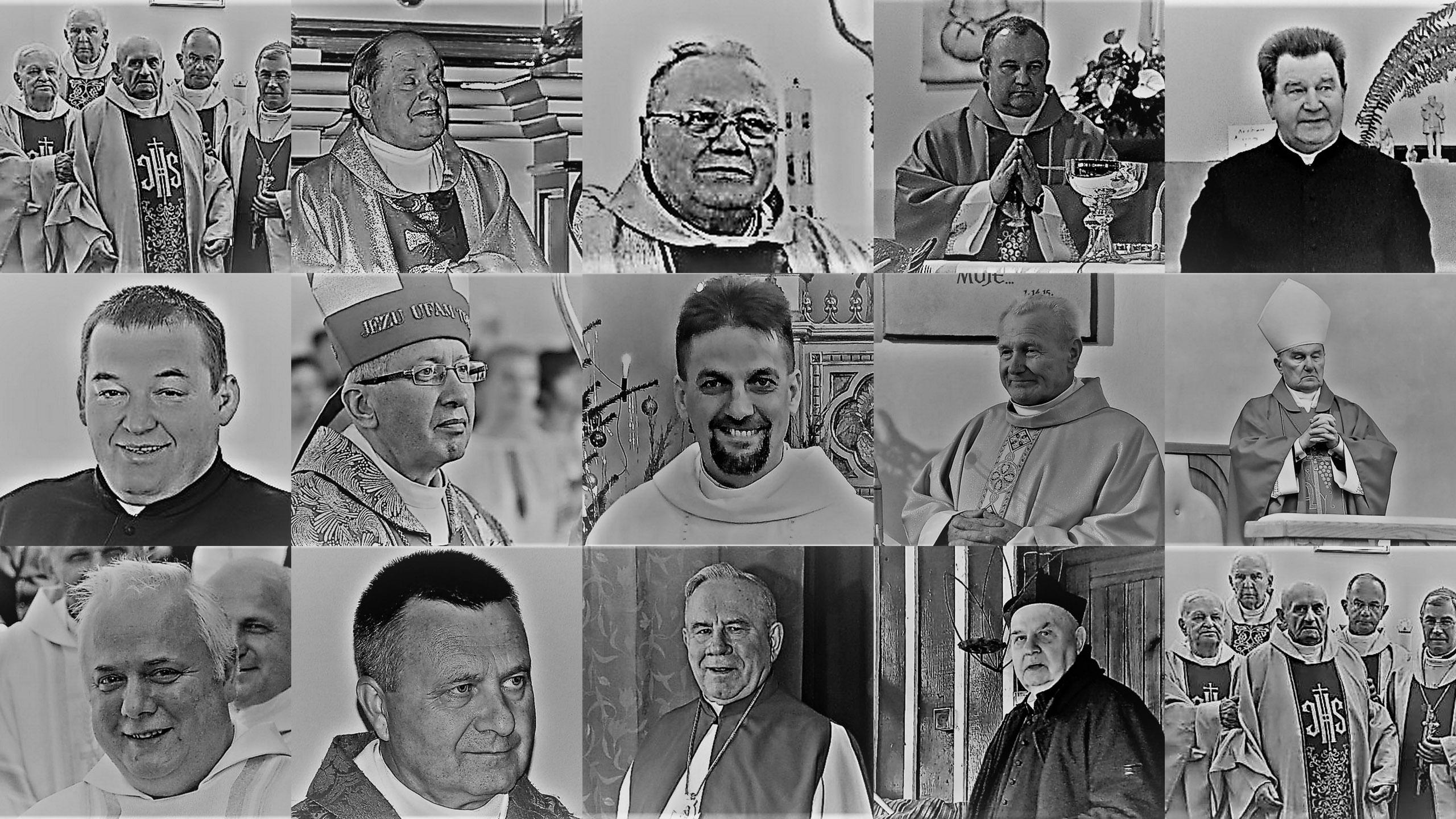 12 księży z diecezji rzeszowskiej zmarło w 2020 roku [LISTA] - Zdjęcie główne