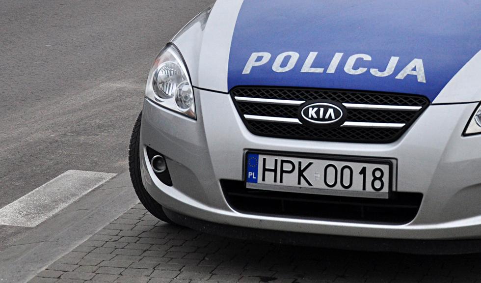 Stłuczka po klaksonie na ul. Rzeszowskiej w Kolbuszowej  - Zdjęcie główne