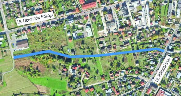 Powstanie nowa droga w Kolbuszowej. Gdzie? [MAPA] - Zdjęcie główne