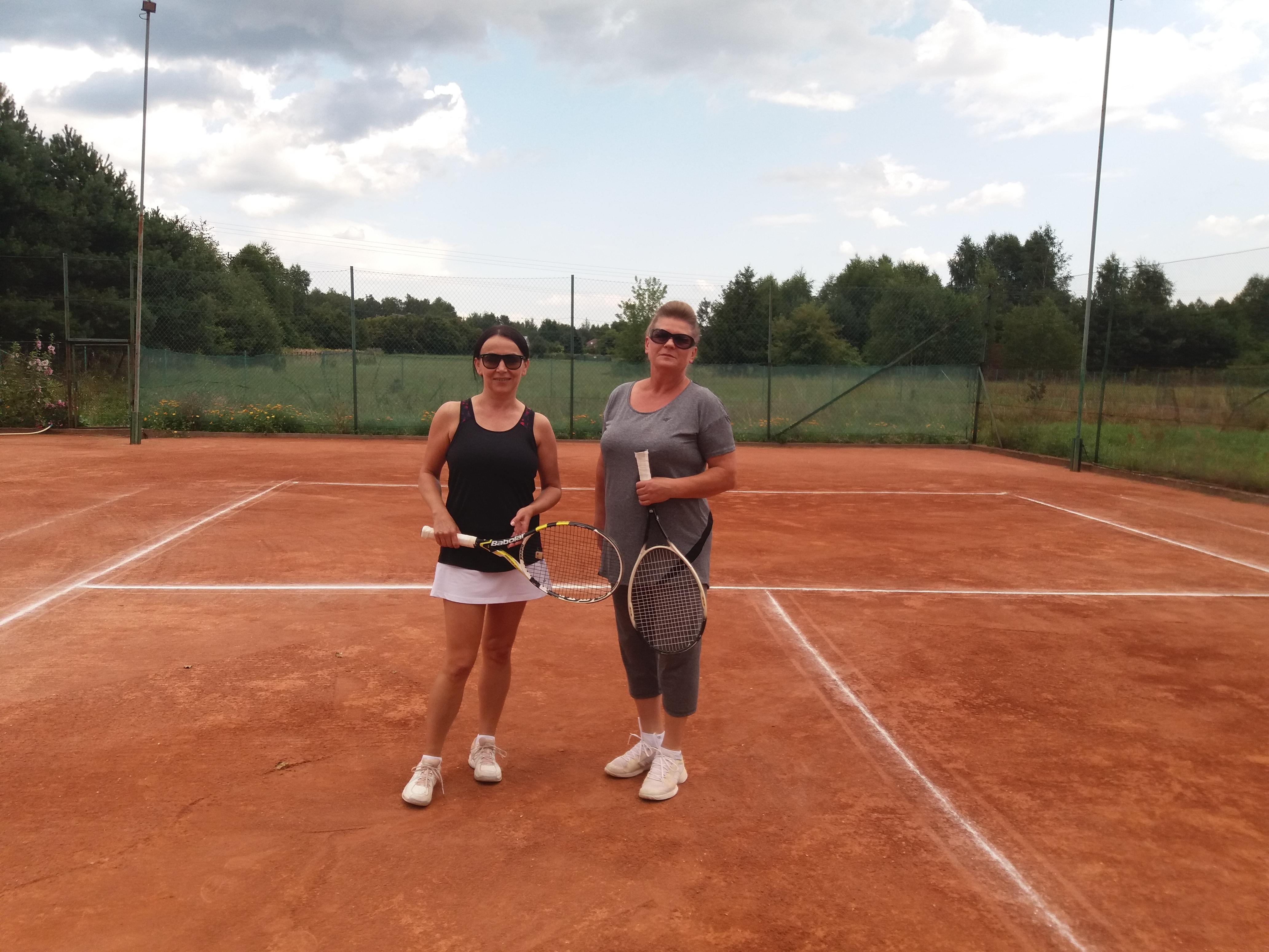 Ela nie do pokonania, czyli 26. Mistrzostwa Kolbuszowej w tenisie - Zdjęcie główne
