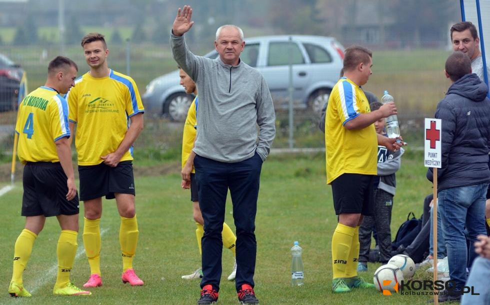 Marek Lorenc może wkrótce pożegnać się z pracą trenera Korony Majdan  - Zdjęcie główne