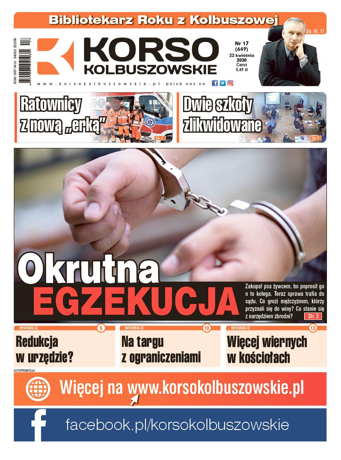 Korso Kolbuszowskie - nr 17/2020 - Zdjęcie główne