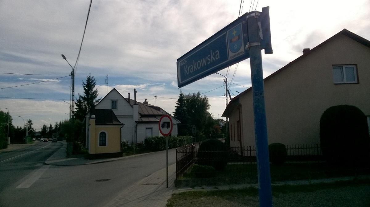 Kolbuszowa. Uwaga! Utrudnienia w ruchu na ulicy Krakowskiej. Ruszy przebudowa - Zdjęcie główne
