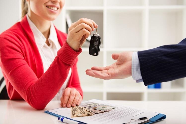 Wybór i rezerwacja pojazdu - Zdjęcie główne