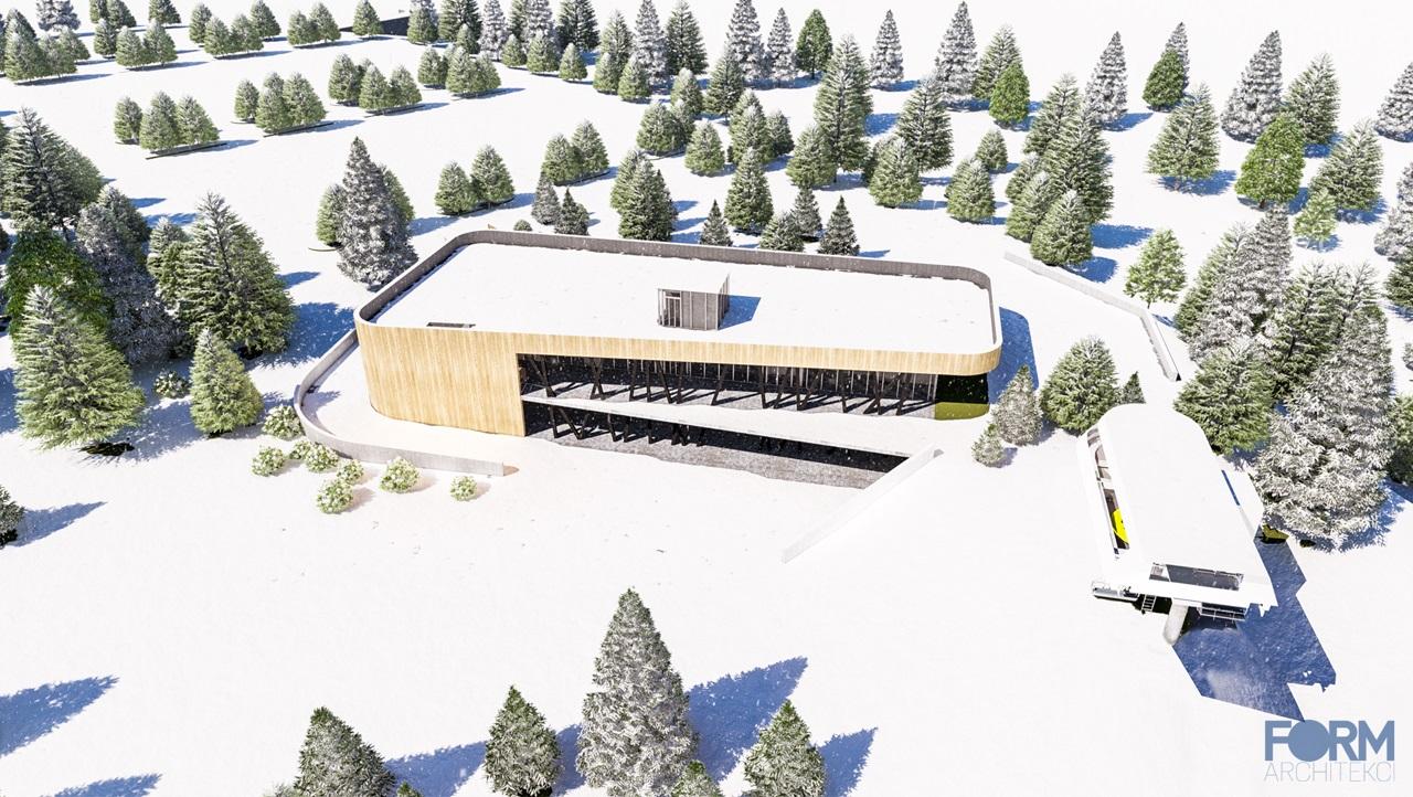 Będzie stok narciarski w Rzeszowie! [WIZUALIZACJA] - Zdjęcie główne