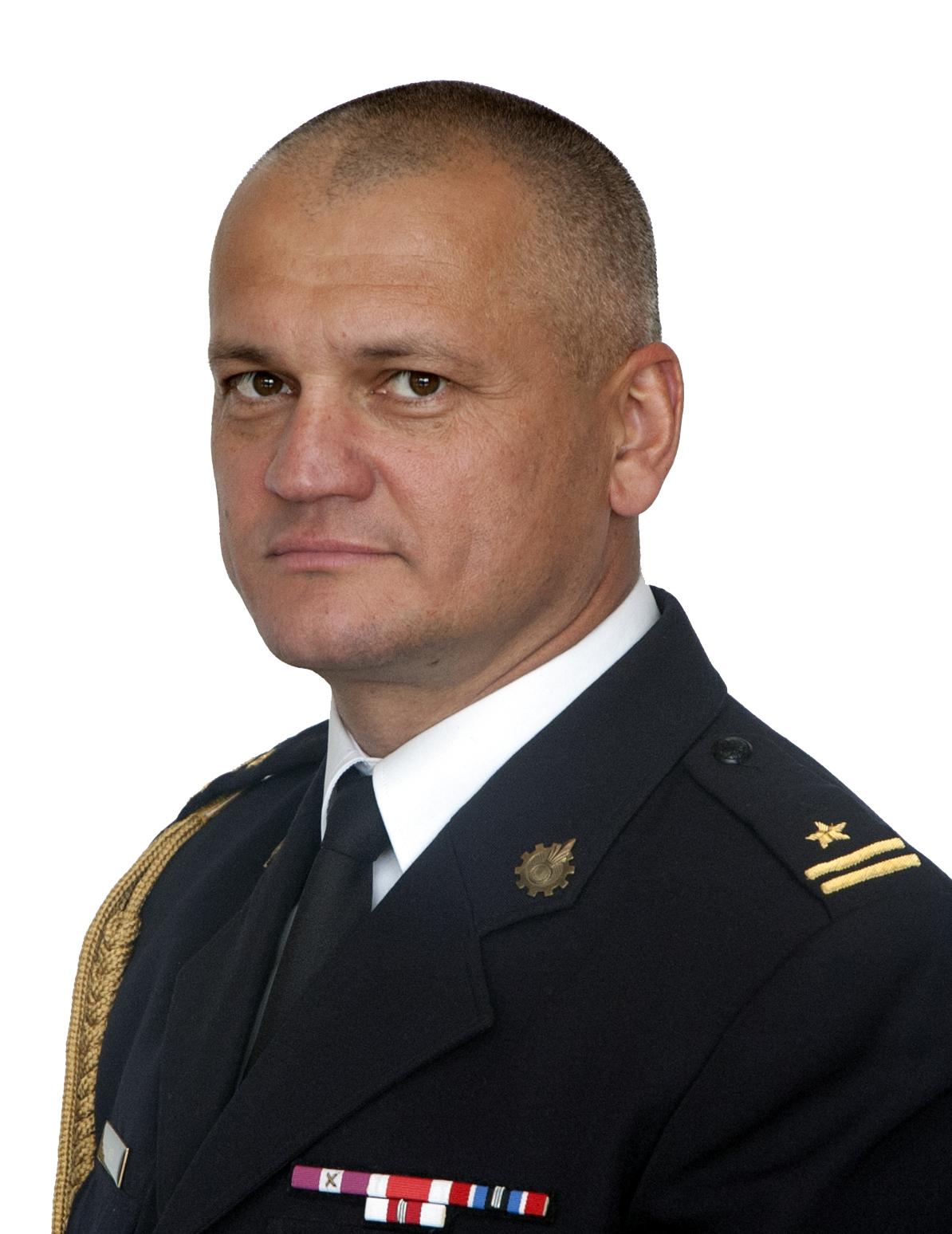 Mł. bryg. Jacek Nita został powołany na stanowisko szefa kolbuszowskich strażaków - Zdjęcie główne