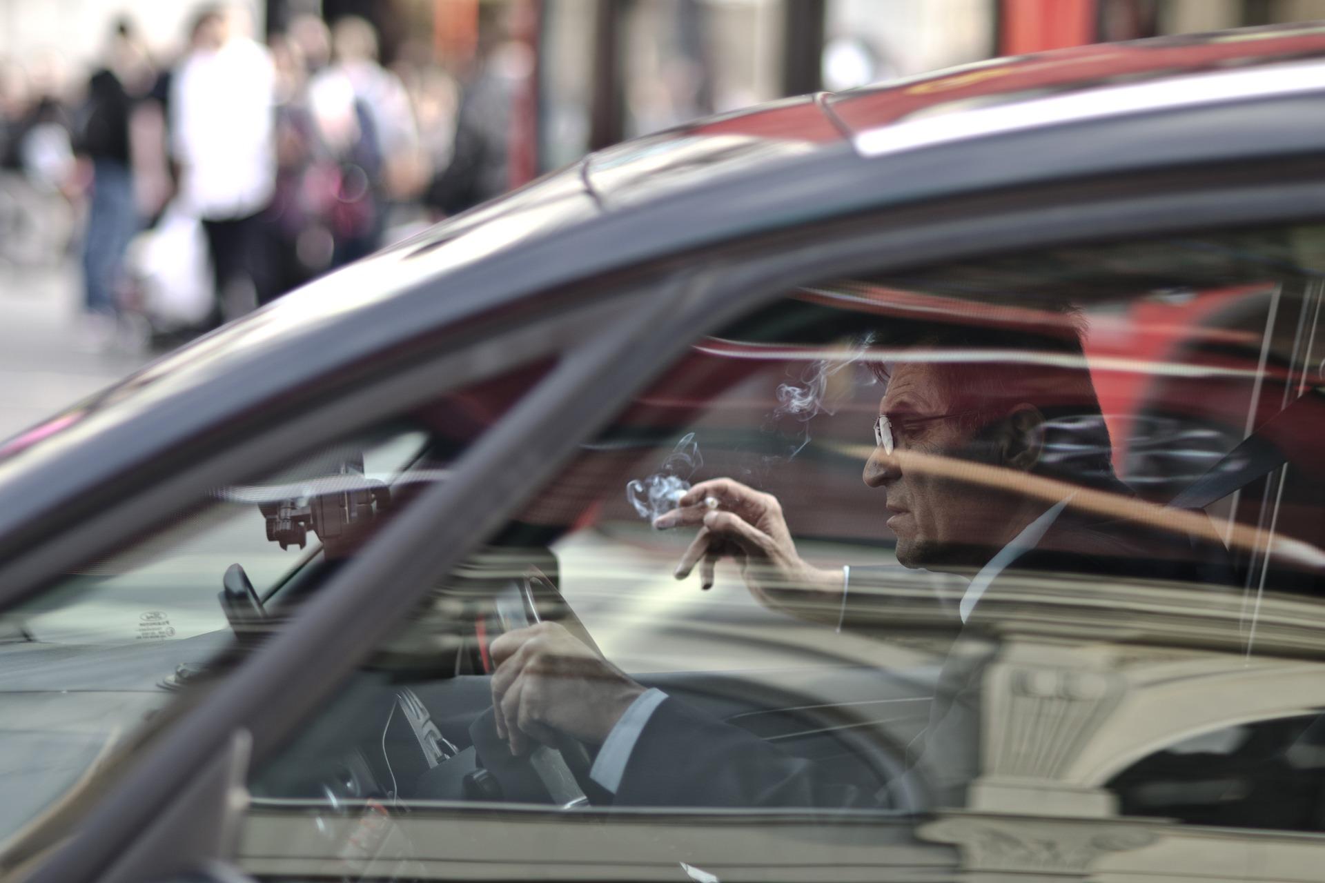 Majdan Królewski: Jechał do Warszawy miał prawie 2,5 promila  - Zdjęcie główne