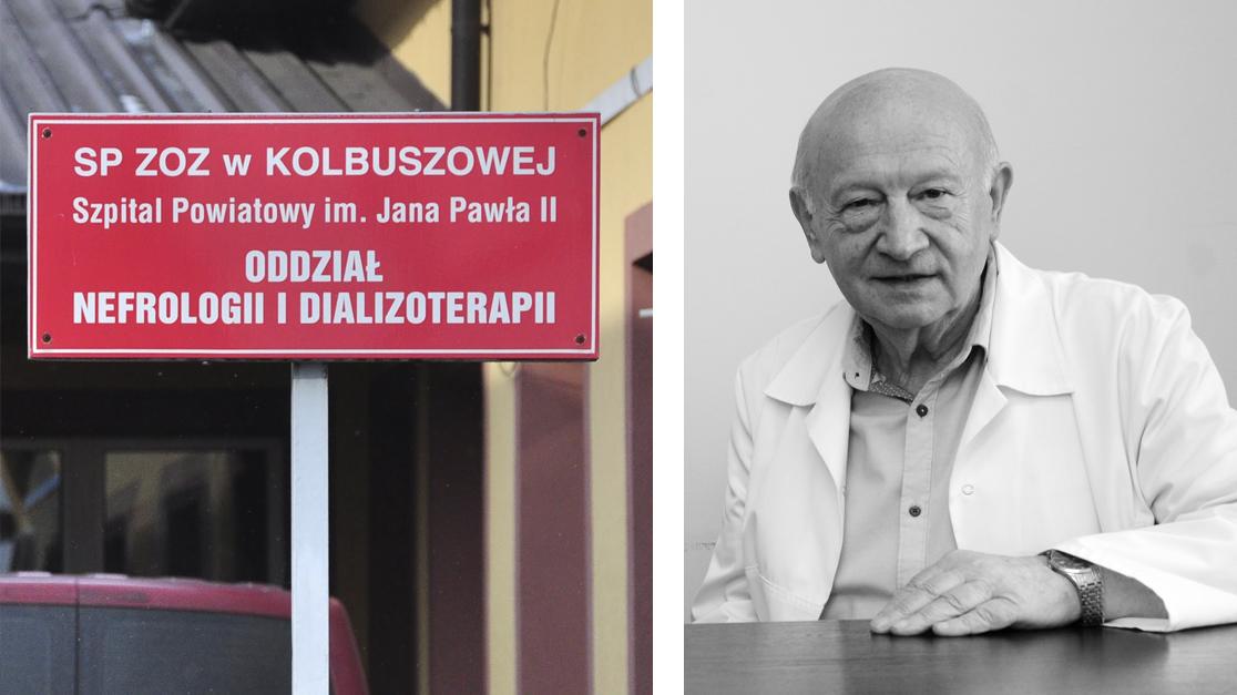 Oddział w Kolbuszowej będzie nosił imię Mieczysława Maziarza  - Zdjęcie główne