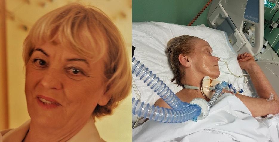 """Podkarpacie. Wypadek w Neapolu zamienił jej życie w """"piekło""""! Bliscy walczą o zdrowie pani Heleny - Zdjęcie główne"""
