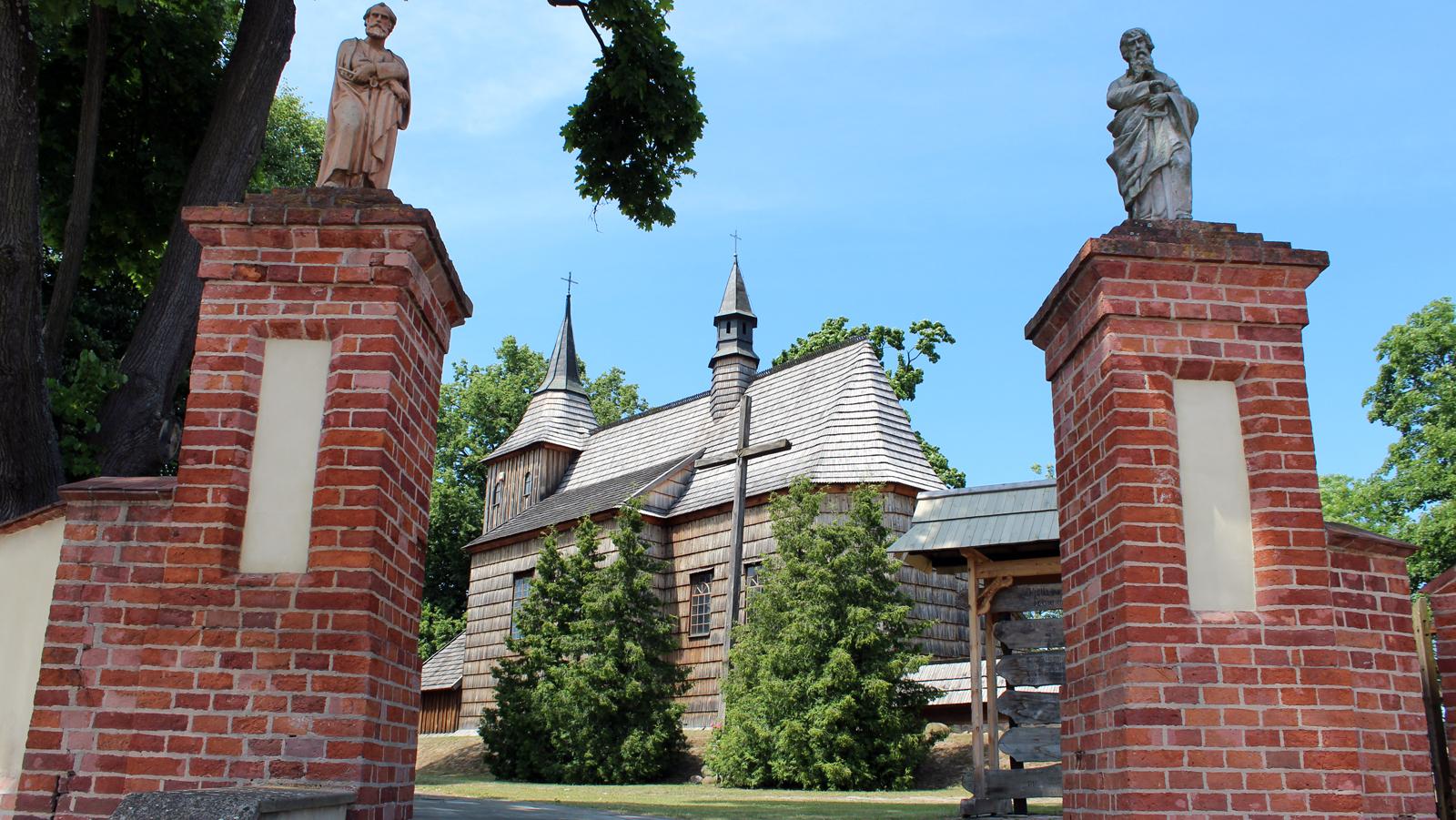 Zabytkowy kościółek w Cmolasie można będzie zwiedzać z przewodnikiem - Zdjęcie główne