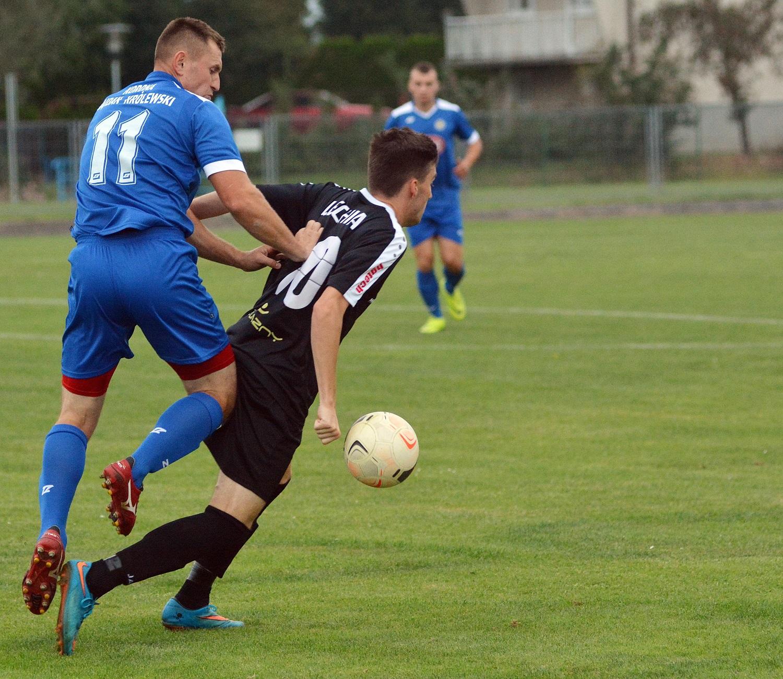 Piłka nożna. Zawodnicy Korony Majdan Królewski zdobyli drugi punkt w rozgrywkach dębickiej klasy okręgowej - Zdjęcie główne