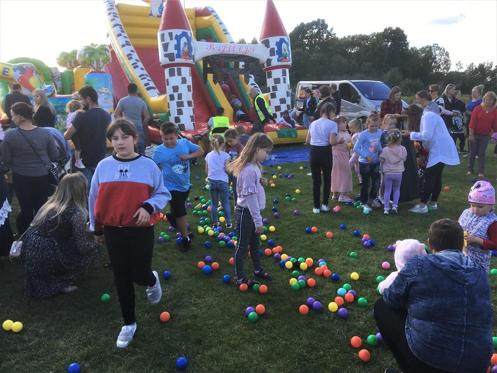 Mieszkańcy bawili się podczas festynu w Zarębkach [ZDJĘCIA] - Zdjęcie główne