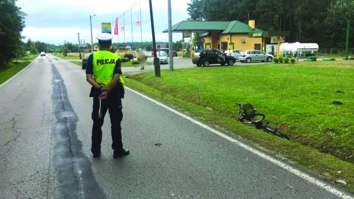 Potrącona kobieta zmarła. Prokurator postawił zarzuty mieszkańcowi powiatu kolbuszowskiego - Zdjęcie główne