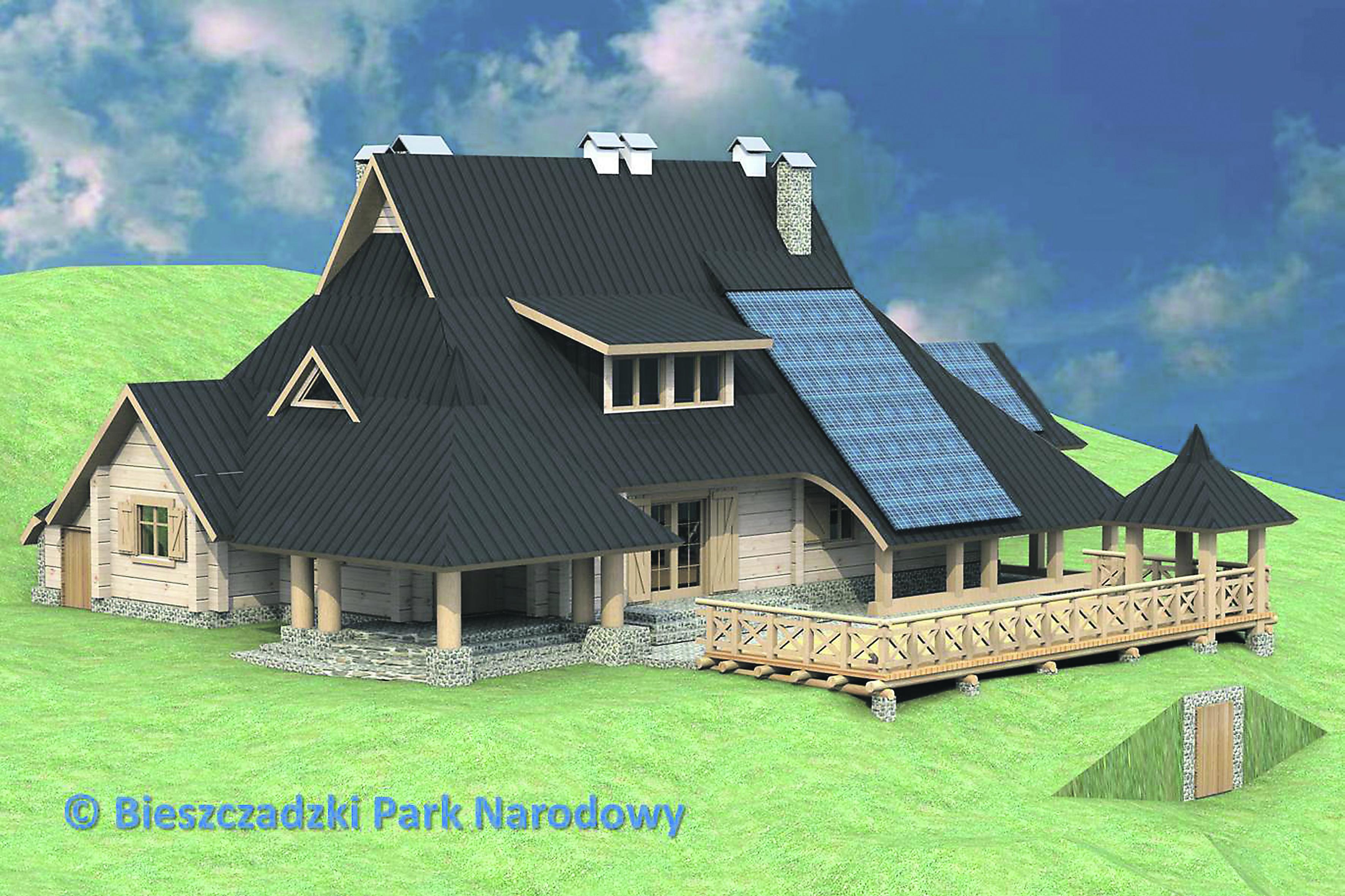 Z PODKARPACIA: Schronisko Chatka Puchatka, na szczycie Połoniny Wetlińskiej, zostanie przebudowane - Zdjęcie główne
