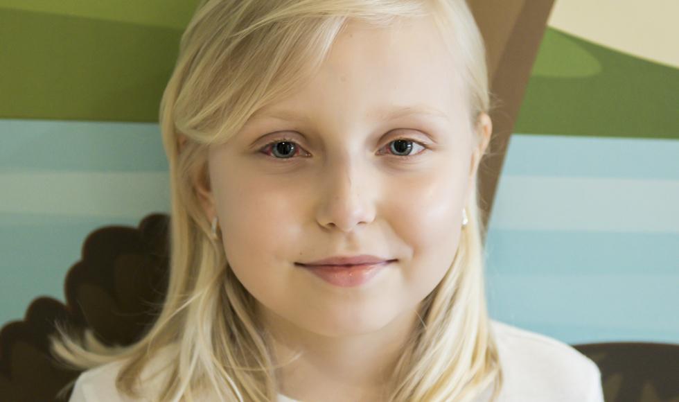 GMINA KOLBUSZOWA. Stefania potrzebowała krwi. Obcy ludzie pomogli 8-latce - Zdjęcie główne