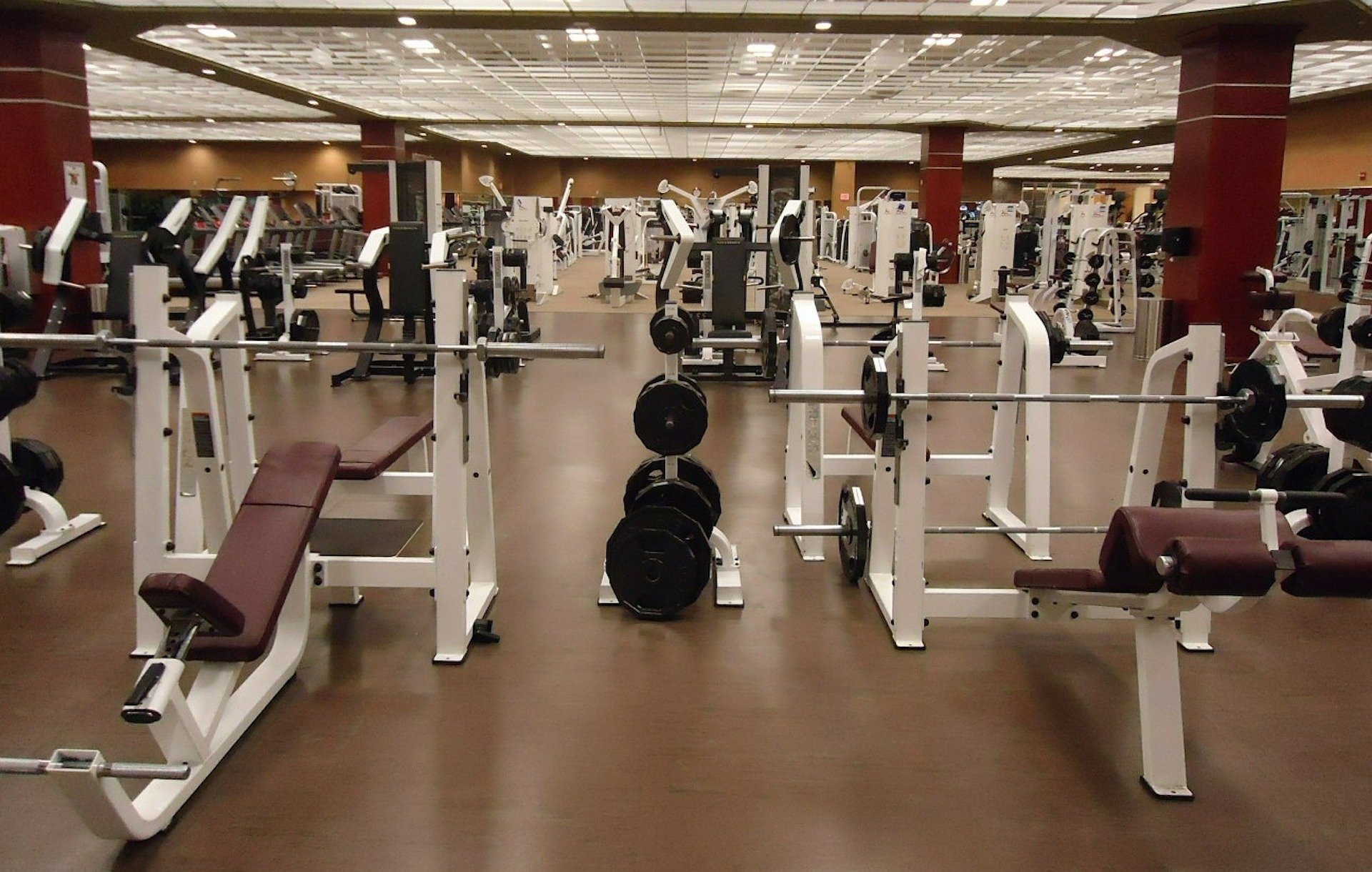 Siłownie i kluby fitness nie są miejscem masowych zakażeń - Zdjęcie główne
