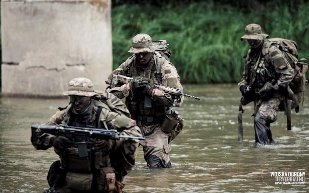 Żołnierze WOJSKA OBRONY TERYTORIALNEJ w stanie gotowości! - Zdjęcie główne
