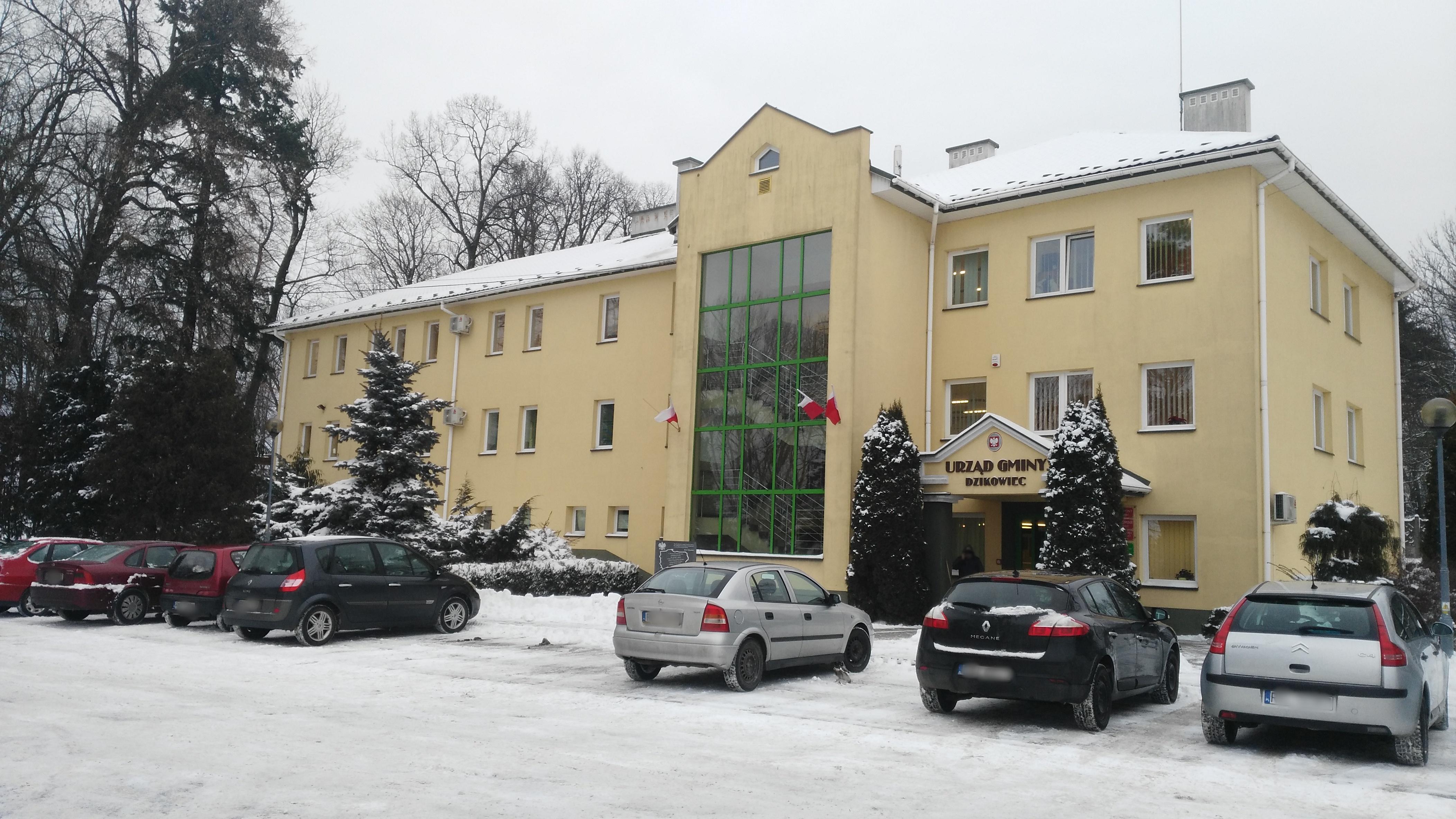 Od poniedziałku, 14 stycznia, nastąpi zmiana godzin pracy Urzędu Gminy w Dzikowcu - Zdjęcie główne