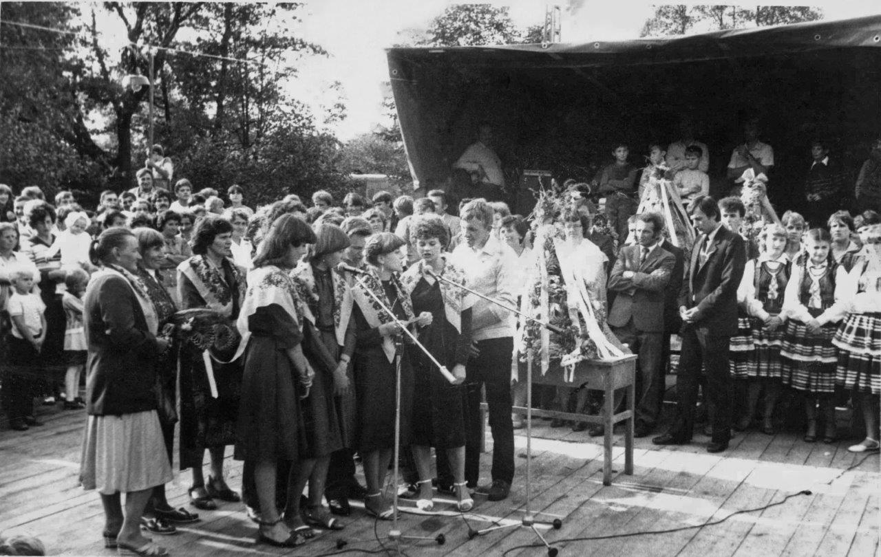 KGW w Ostrowach Baranowskich powstało w 1969 roku i prężnie działa do dziś - Zdjęcie główne