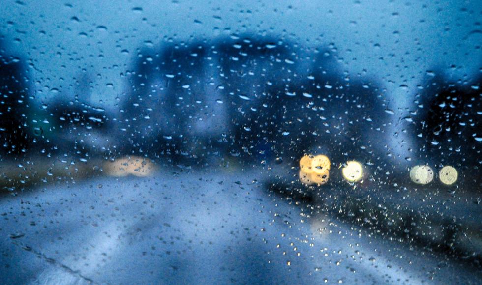 POWIAT KOLBUSZOWSKI. Przed nami intensywne opady deszczu - Zdjęcie główne