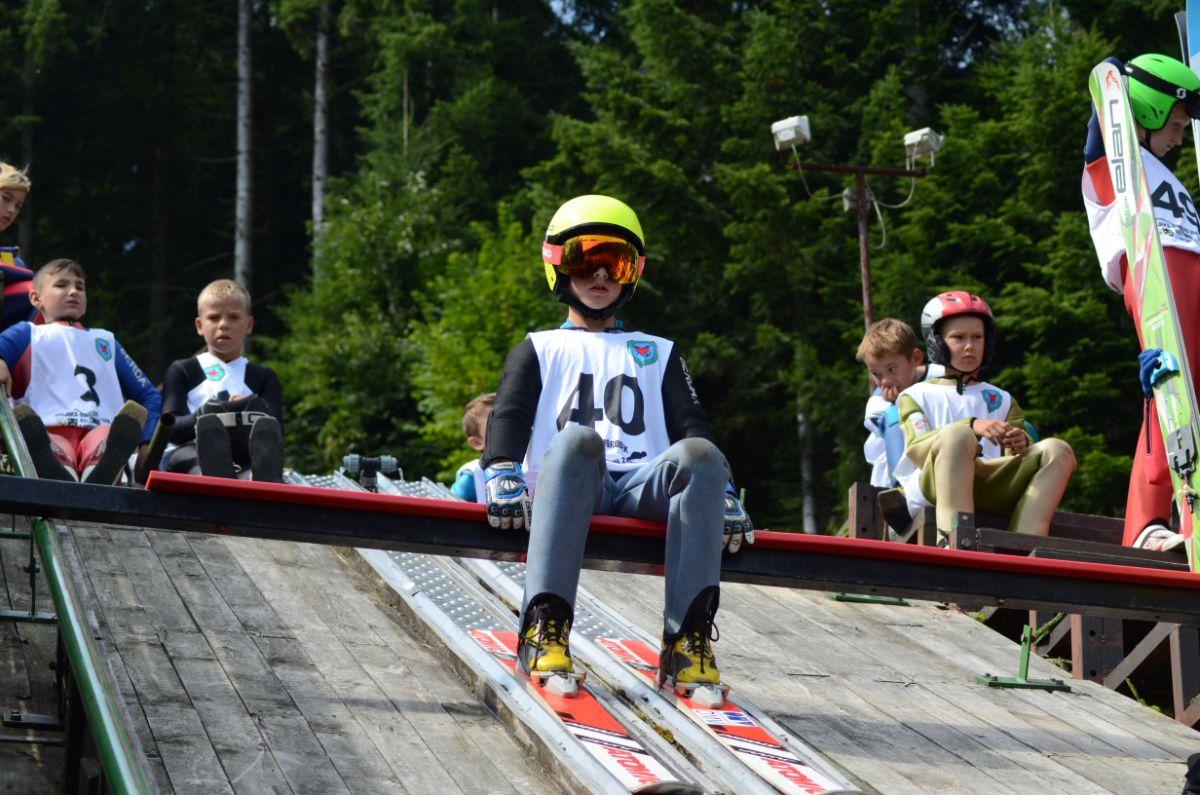 ZAGÓRZ: Letni Puchar Bieszczadów POZN w skokach narciarskich i kombinacji norweskiej [ZDJĘCIA+VIDEO] - Zdjęcie główne