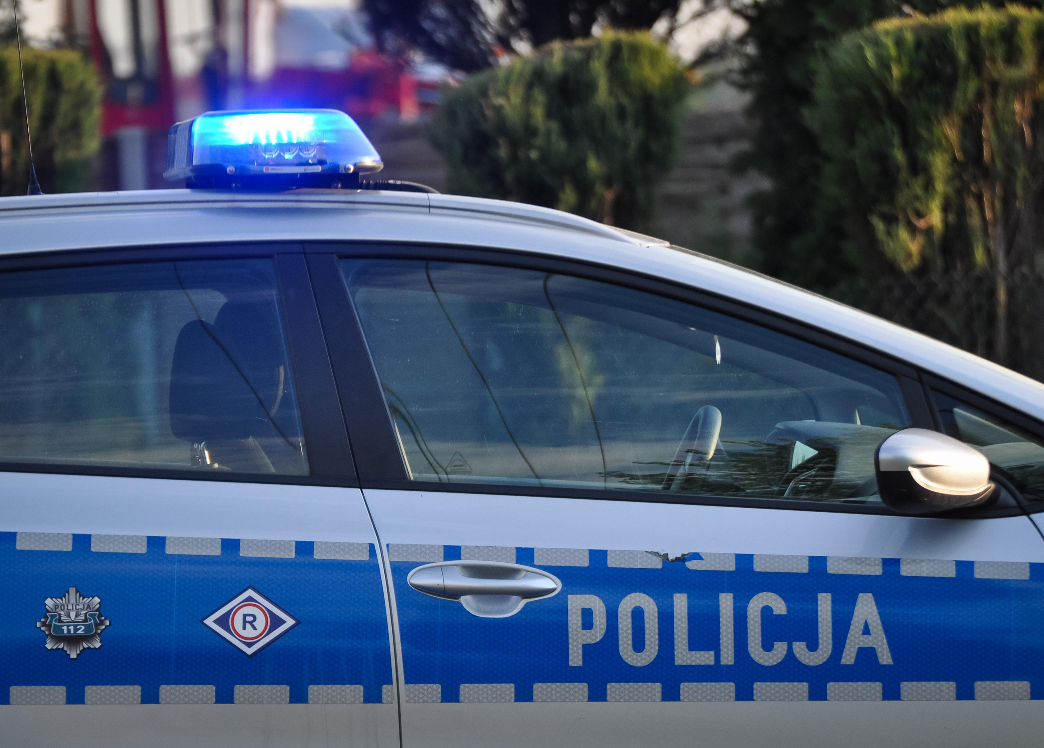 Uwaga! Policja szuka świadków potrącenia pieszej w Sanoku - Zdjęcie główne