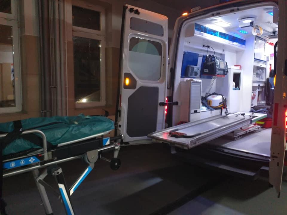 ZAGÓRZ: Próba samobójcza. 35-latek postrzelił się z broni palnej - Zdjęcie główne