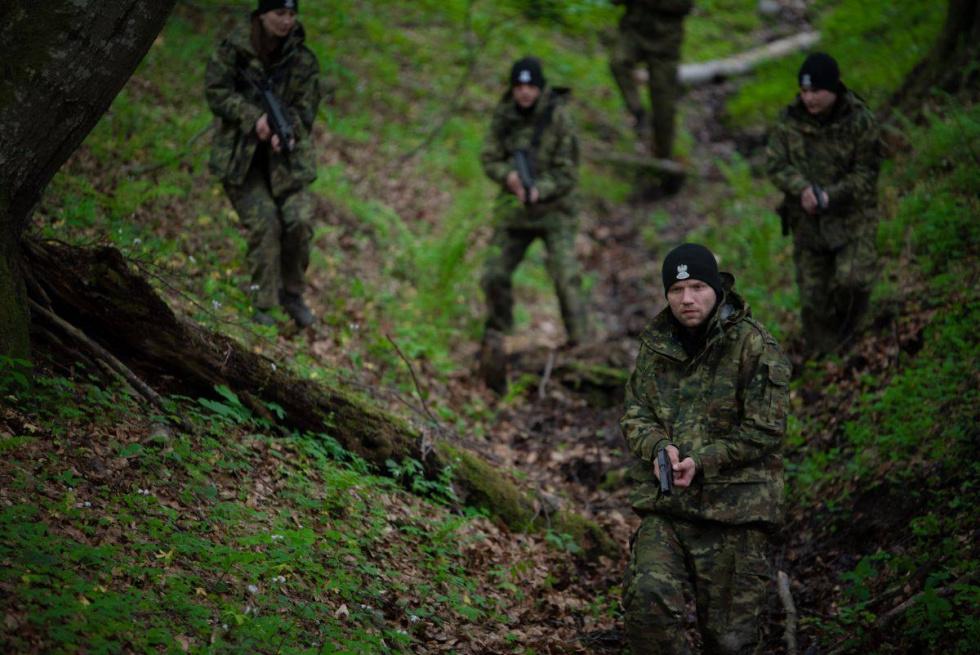 Wojsko kończy współpracę ze Strażą Graniczną - Zdjęcie główne