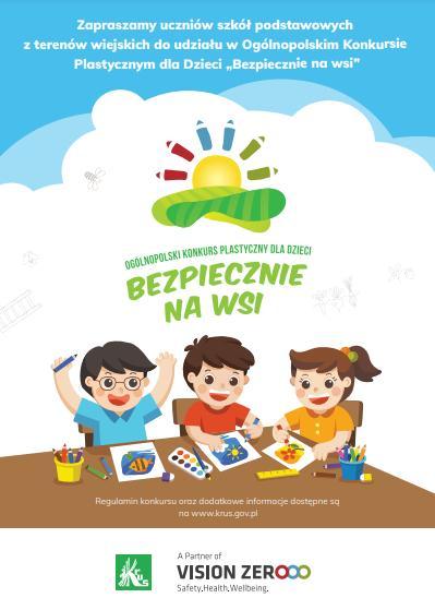 XI Ogólnopolski Konkurs Plastyczny dla dzieci - Zdjęcie główne