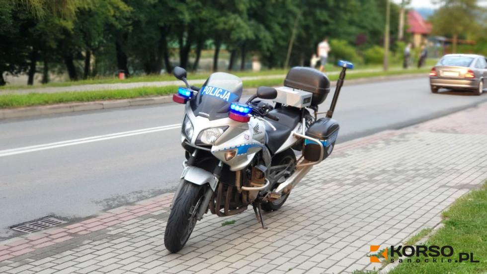 Kolejne prawo jazdy zatrzymane za  prędkość - Zdjęcie główne
