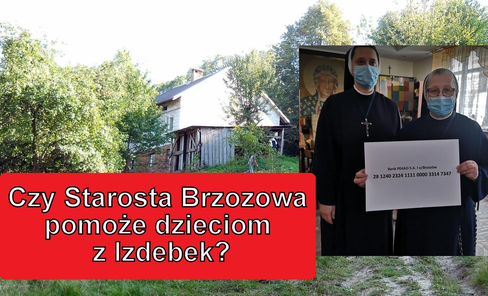Czy Starosta Brzozowa pomoże odzyskać pieniądze dzieciom z Izdebek? - Zdjęcie główne