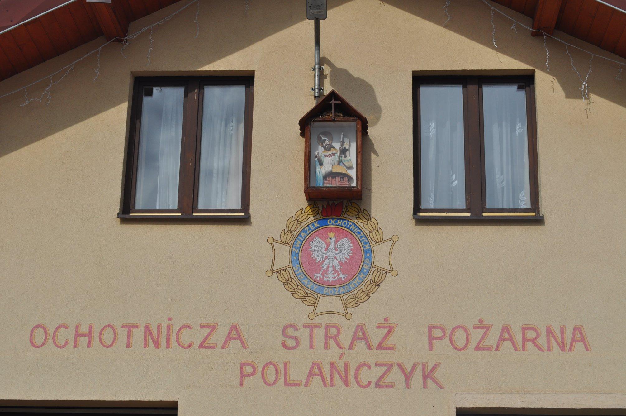 Charytatywne pompki strażaków z OSP Polańczyk! [VIDEO] - Zdjęcie główne