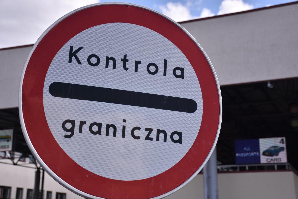 Nowe rozporządzenia dot. m.in. zniesienia kontroli na granicach z krajami UE - Zdjęcie główne
