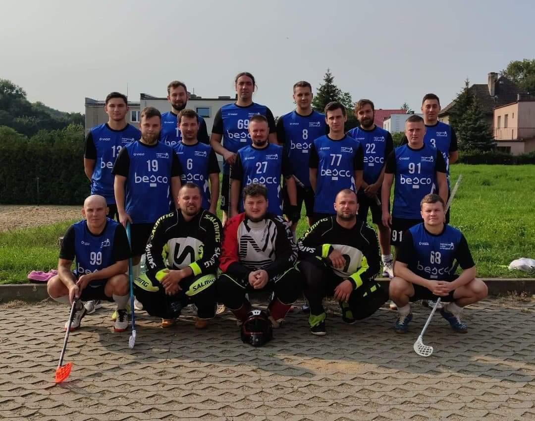 Besco Sanok na ósmym miejscu w Pucharze Polski w unihokeju [FOTO] - Zdjęcie główne