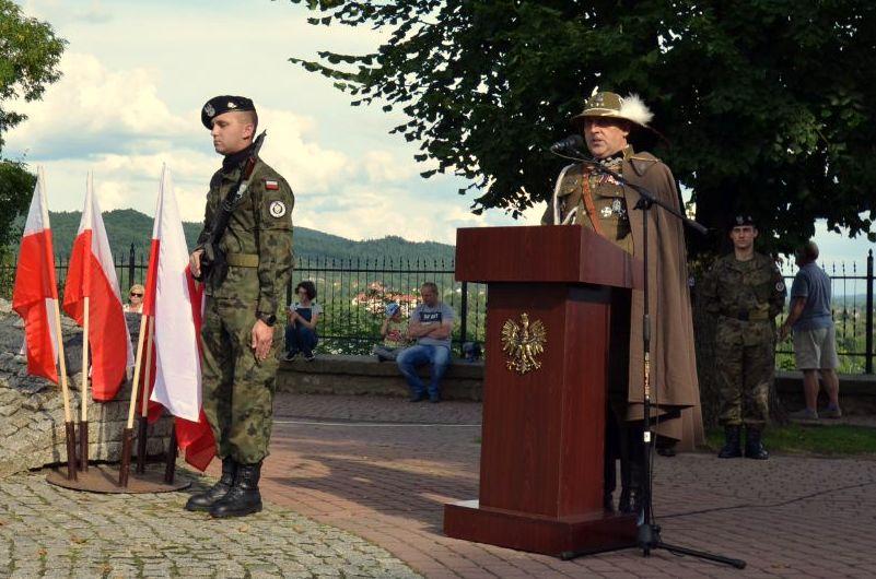 SANOK: Święto Wojska Polskiego [ZDJĘCIA] - Zdjęcie główne