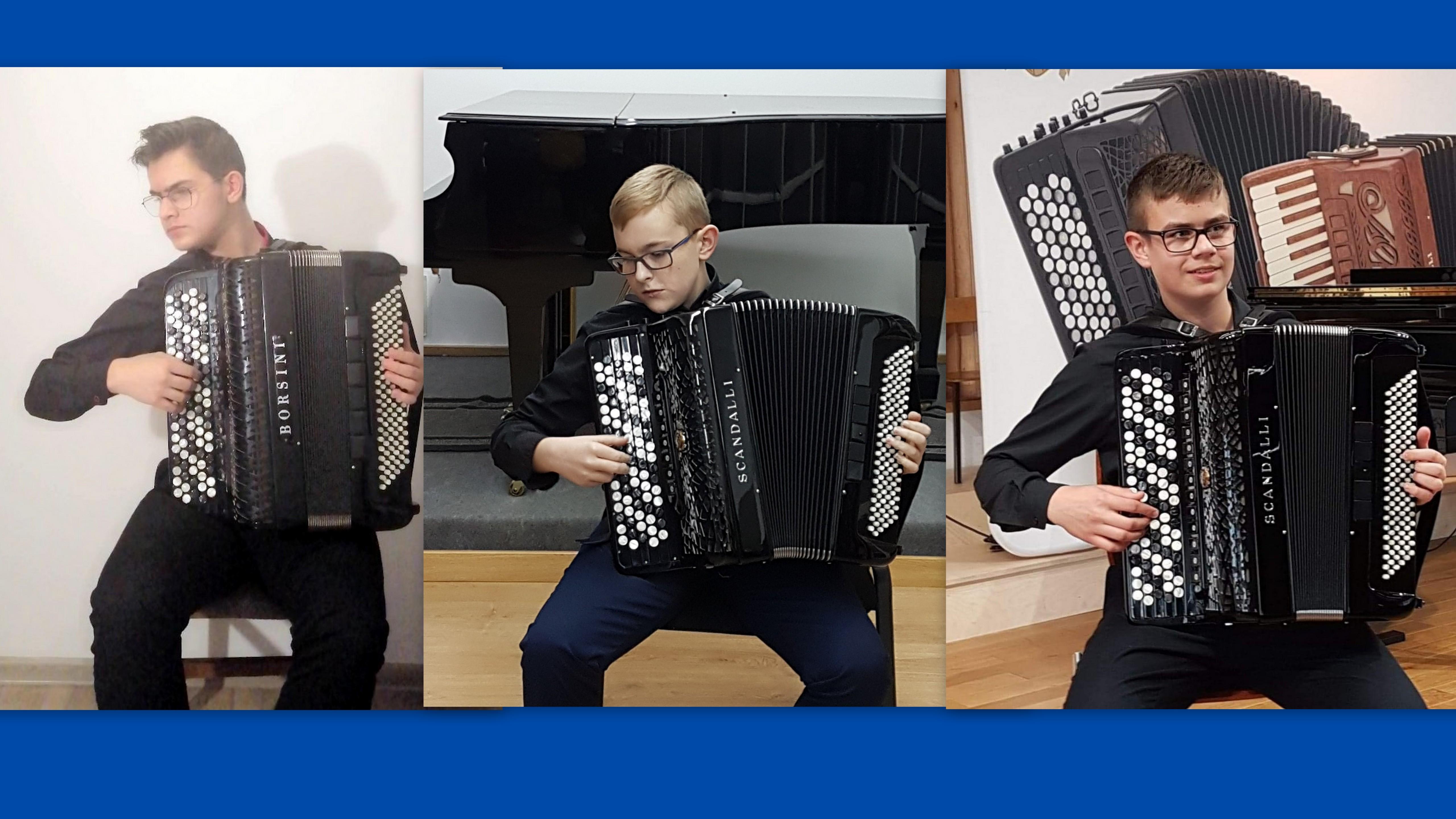 Piękny sukces sanockich akordeonistów na Łotwie! - Zdjęcie główne