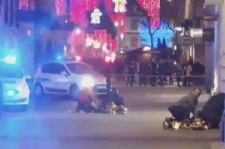 Strzelanina w Strasburgu: Centrum zablokowane, cztery osoby nie żyją. Tragedia... - relacjonuje europosłanka z Bieszczadów. - Zdjęcie główne
