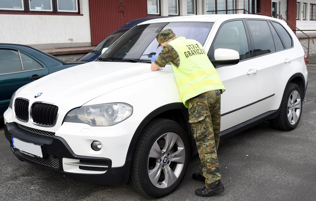 Skradzione auta nie wyjechały z Polski - Zdjęcie główne