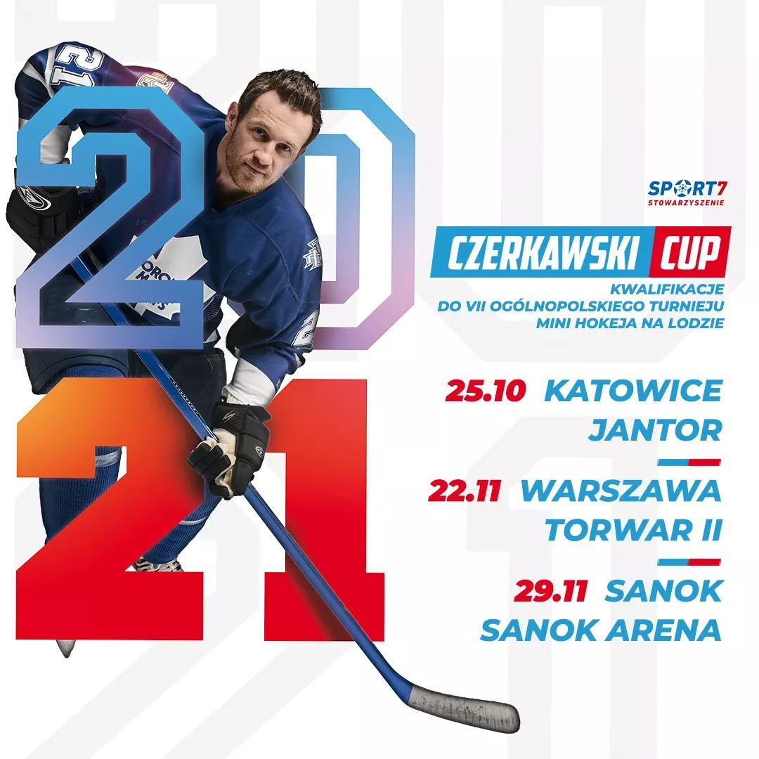 """Kwalifikacje do """"Czerkawski Cup"""" końcem listopada w Sanoku - Zdjęcie główne"""