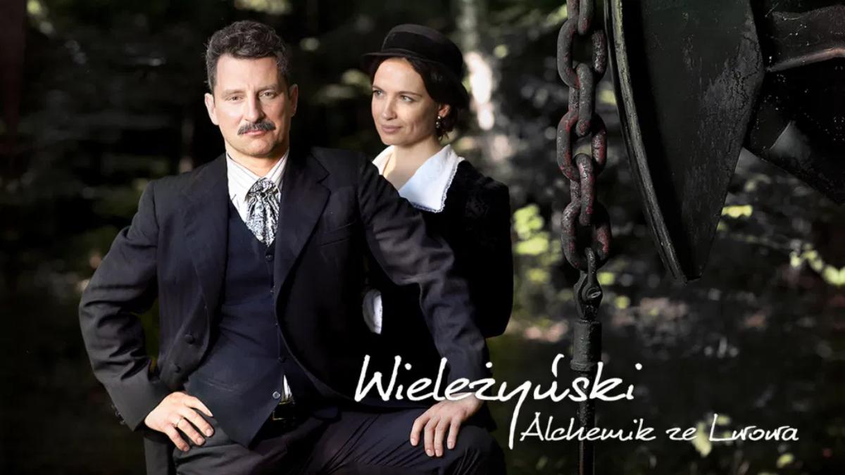 """""""Wieleżyński – alchemik ze Lwowa"""" czołówka Polskiego Kina! - Zdjęcie główne"""