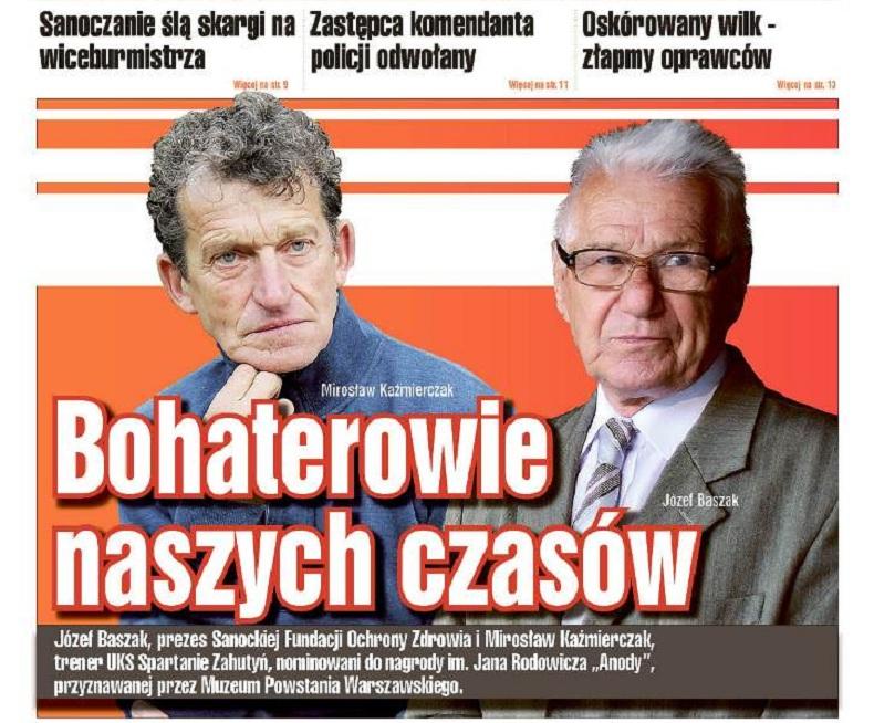 Korso Gazeta Sanocka nr 9/2018 - Zdjęcie główne