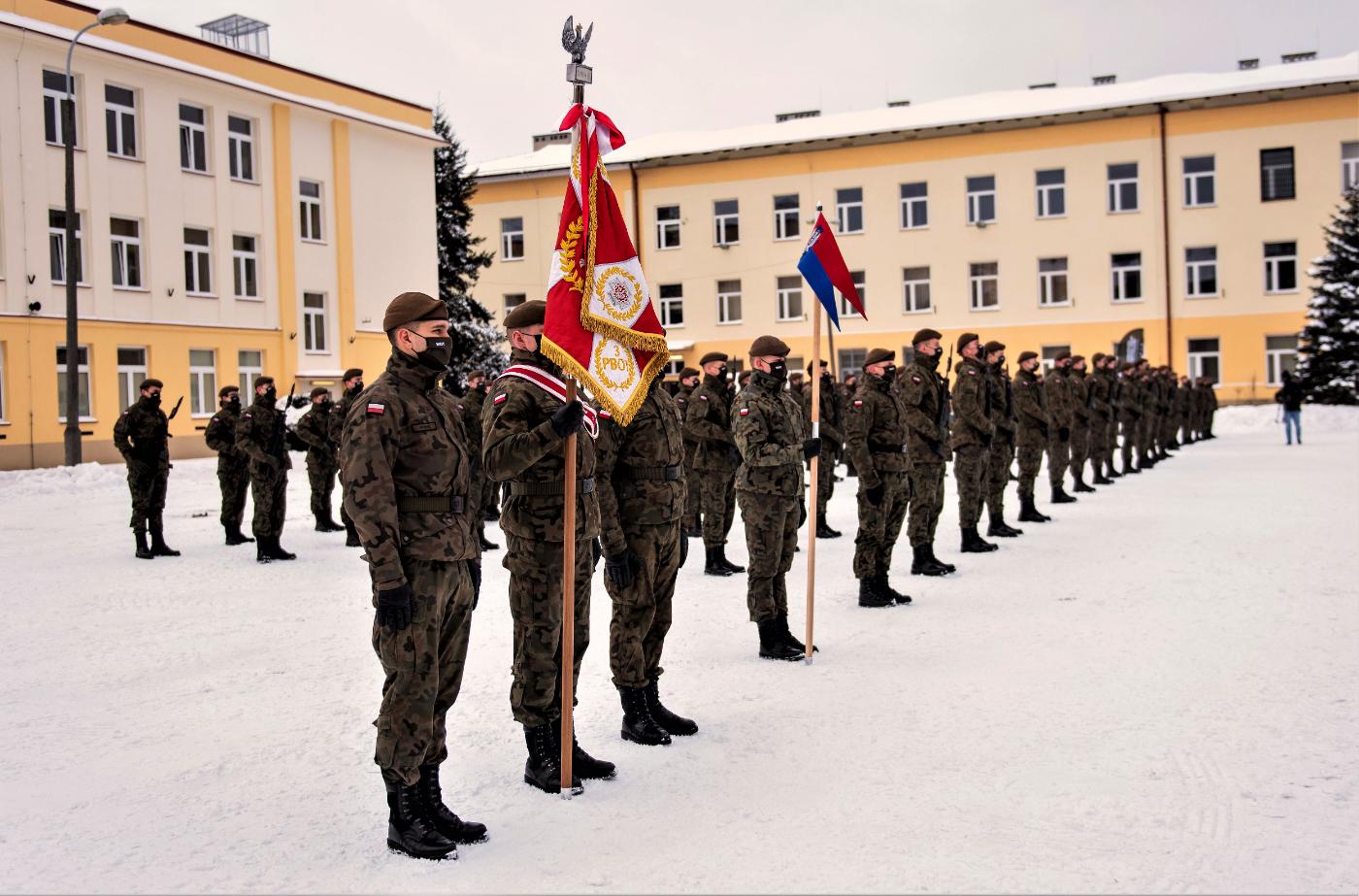 Terytorialsi przysięgali w Rzeszowie [ZDJĘCIA] - Zdjęcie główne