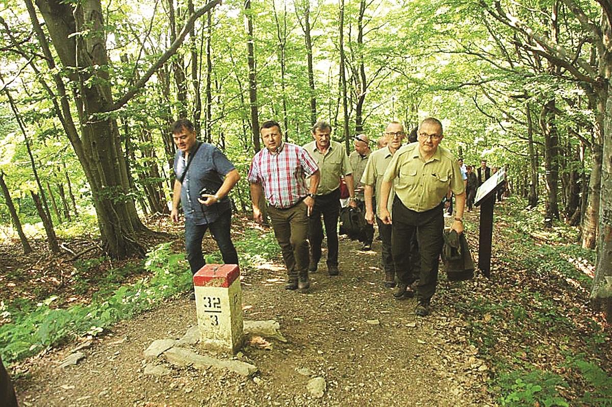 CISNA: Szaniec przywrócony pamięci. Na terenie Bieszczad toczono walki o niepodległość Polski  - Zdjęcie główne