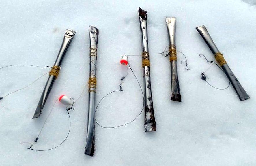 Samołówki na łowisku w Hłomczy [ZDJĘCIA] - Zdjęcie główne