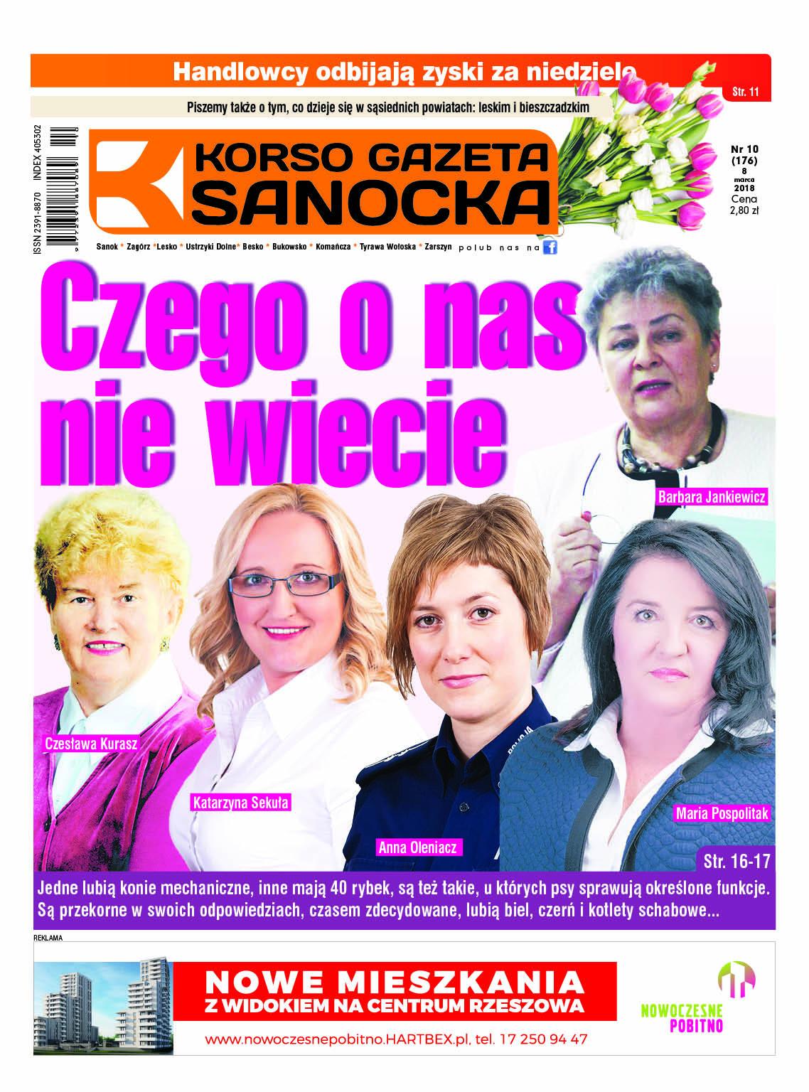 Nowy numer Korso Gazety Sanockiej już w kioskach - Zdjęcie główne